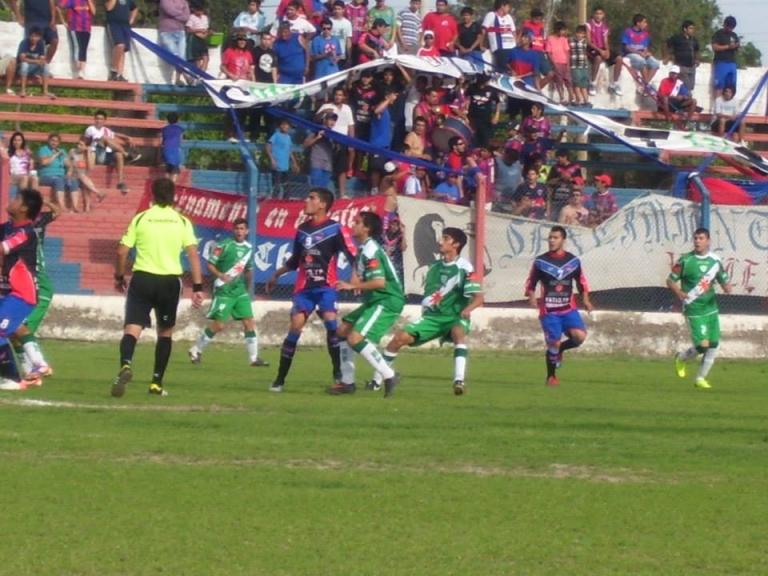 Independiente (VO) 0 - 1 Desamparados / Gentileza: Club Desamparados