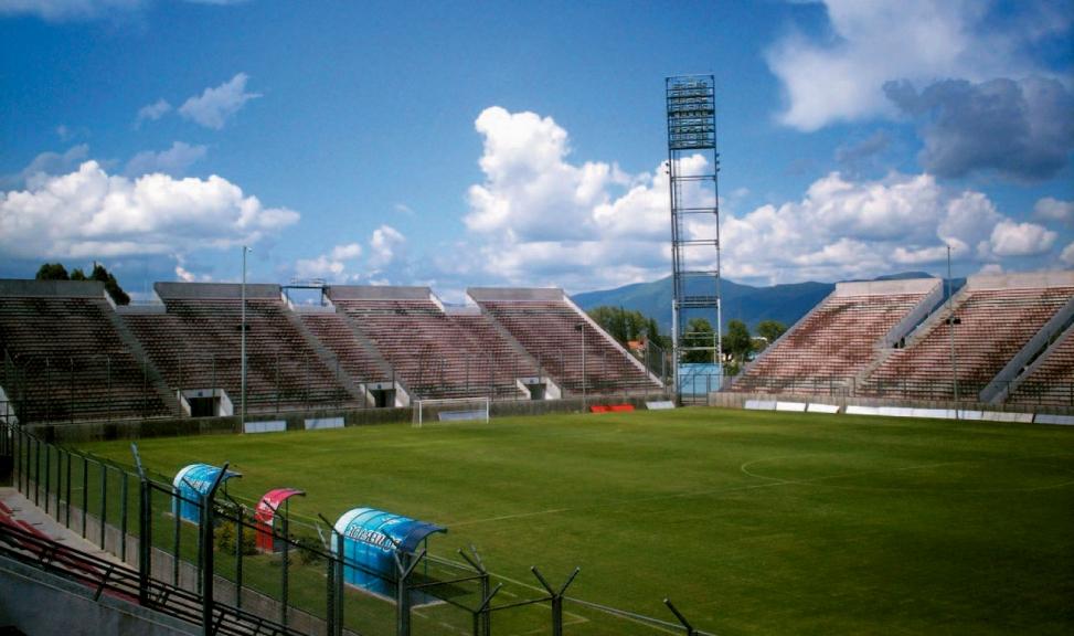 Estadio Padre Martearena, Salta.